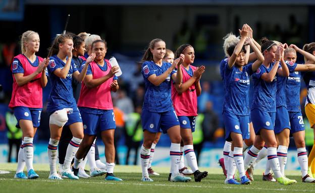 כדורגלניות צ'לסי כדורגל נשים