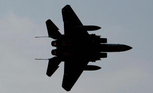 מטוס קרב מסוג טורנדו (צילום: HASSAN AMMAR/AFP via Getty Images)