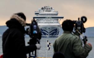 ספינת הקורונה (צילום: שי פרנקו, רויטרס)