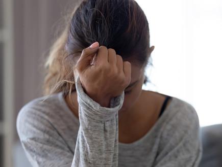 אישה עצובה (צילום: Benevolente82)