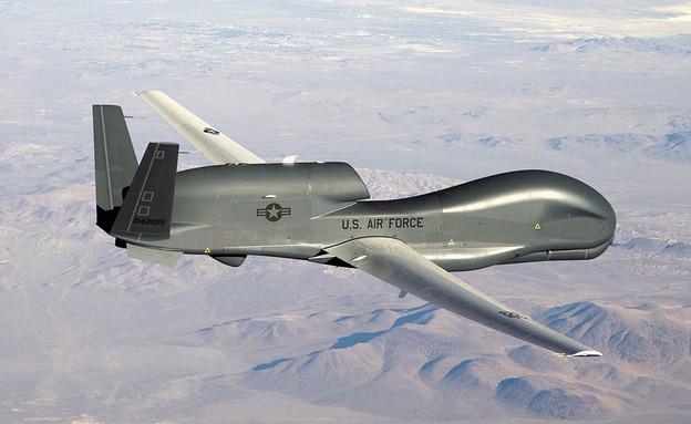 """כטב""""מ גלובל הוק (צילום: U.S. Air Force/Bobbi Zapka)"""