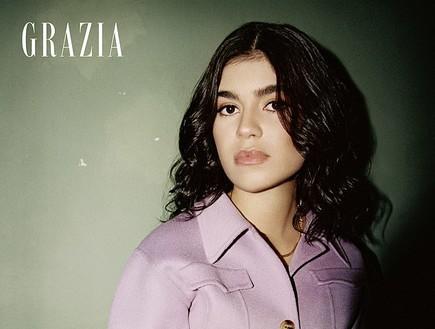 מולי מוריש (צילום: Rosaline Shahnavaz for Grazia)