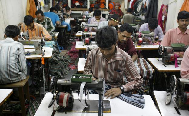 מפעל בהודו