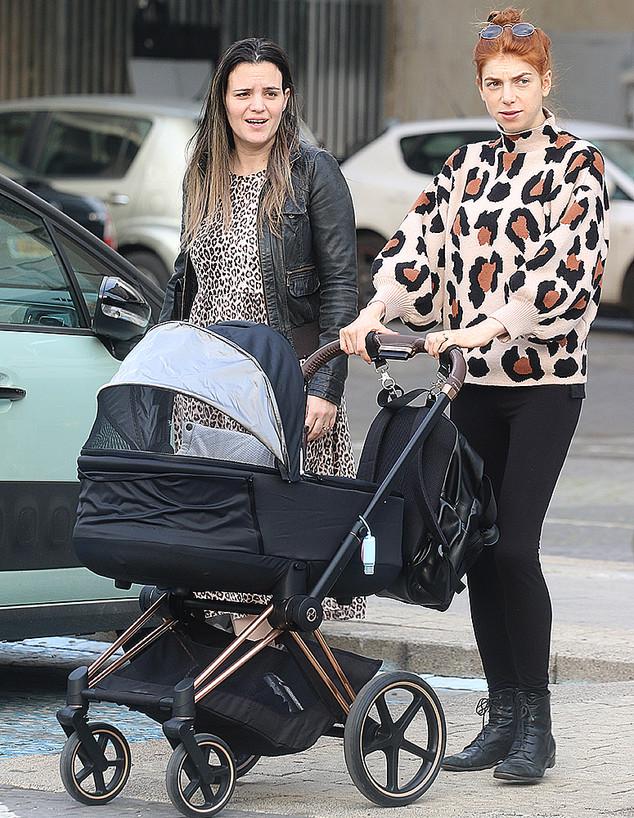 מאיה ורטהיימר אחרי לידה, פברואר 2020