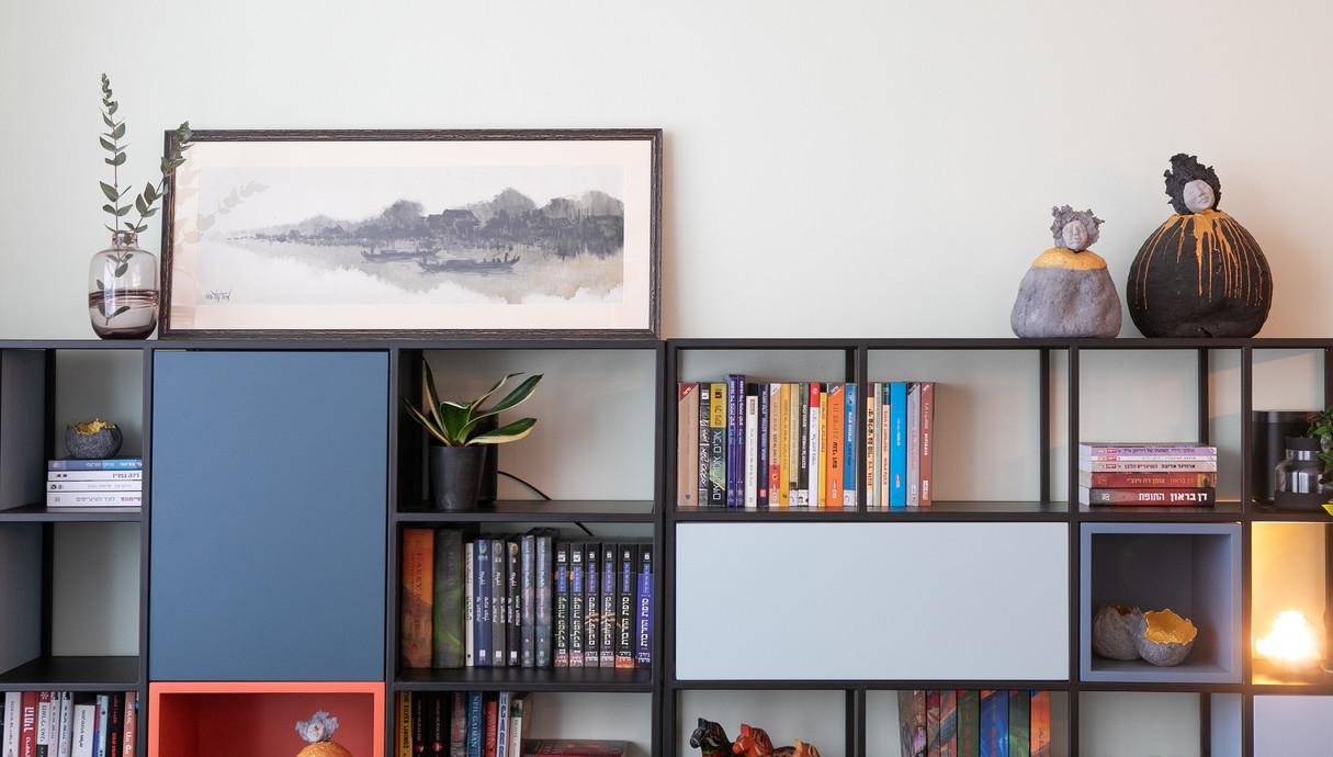 דירה בתל אביב, עיצוב מעיין פיינשטיין