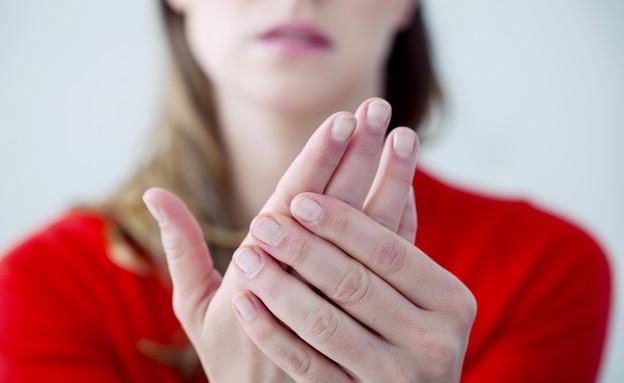 כאב ביד (צילום:  Image Point Fr, shutterstock)