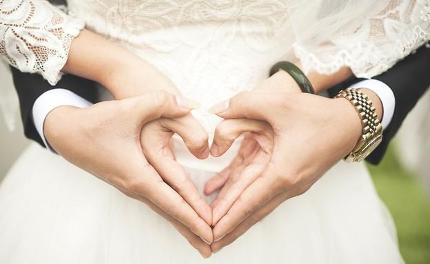 חתונה (צילום: pixabay)