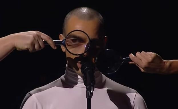 ליטא 2020 (צילום: youtube/Eurovision Song Contest)
