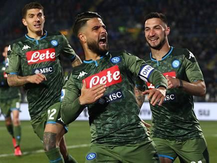 אינסינייה ונאפולי סוף סוף מחברים ניצחונות (getty) (צילום: ספורט 5)
