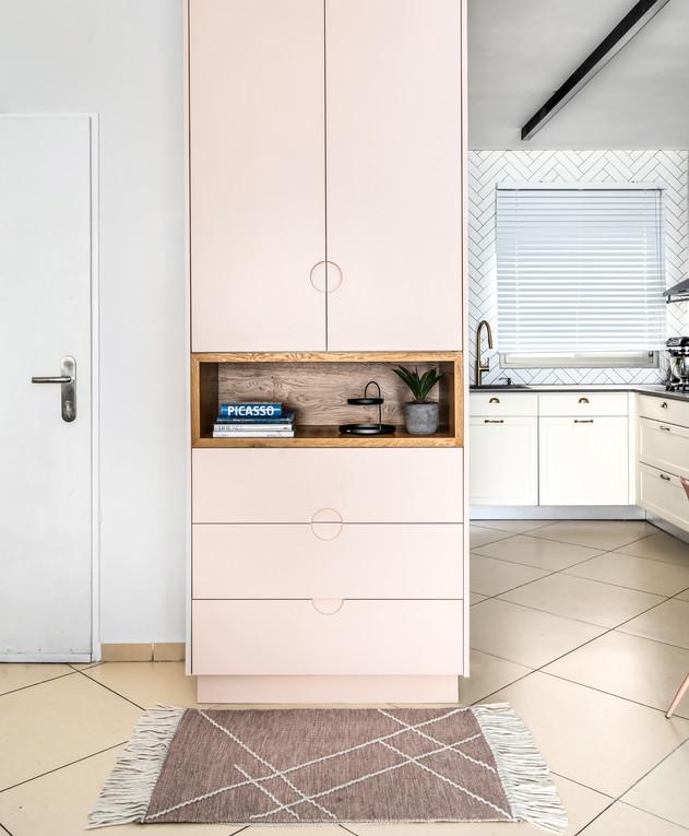 דירה במרכז, ג, עיצוב נועה גולדמן - 52