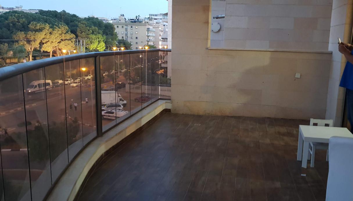 דירה במרכז, עיצוב נועה גולדמן, לפני שיפוץ - 2
