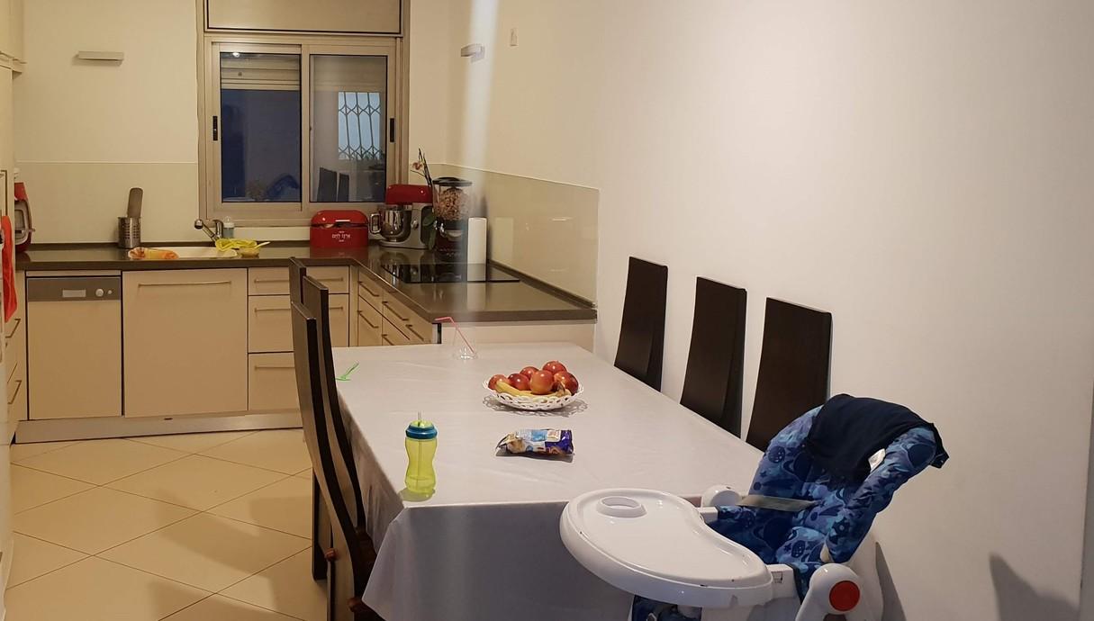 דירה במרכז, עיצוב נועה גולדמן, לפני שיפוץ - 3