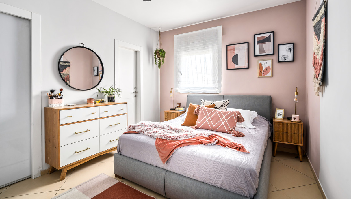 דירה במרכז, עיצוב נועה גולדמן - 18