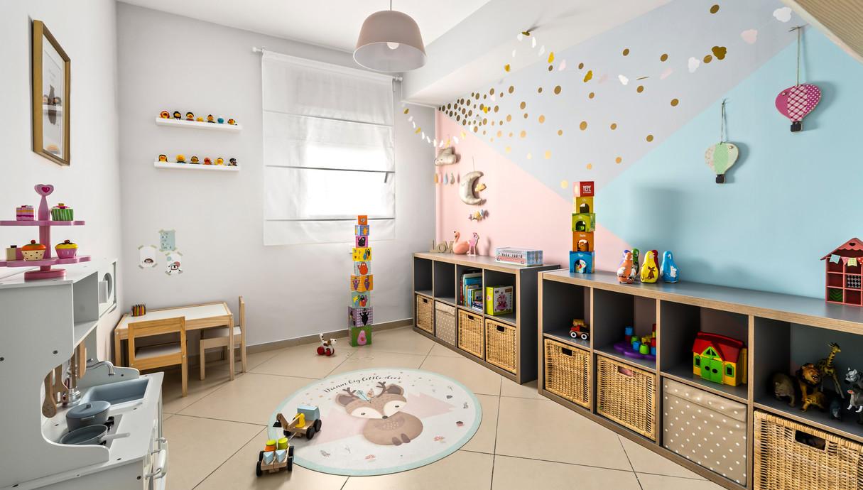 דירה במרכז, עיצוב נועה גולדמן - 25