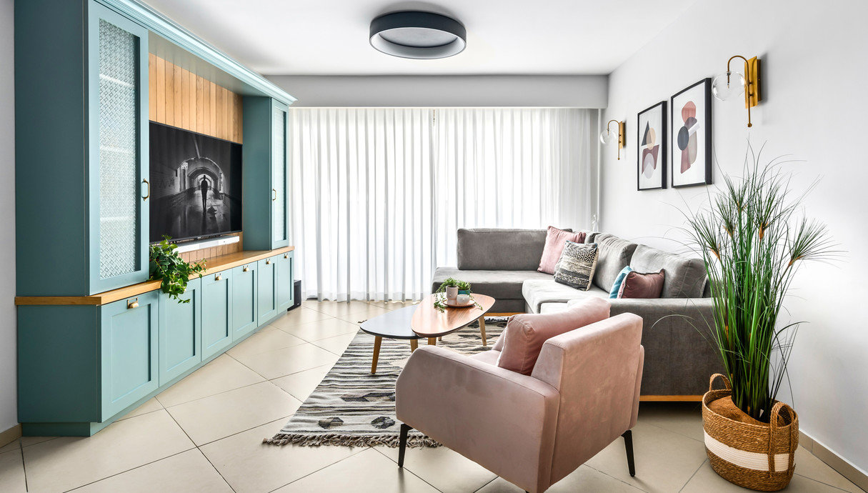 דירה במרכז, עיצוב נועה גולדמן - 41