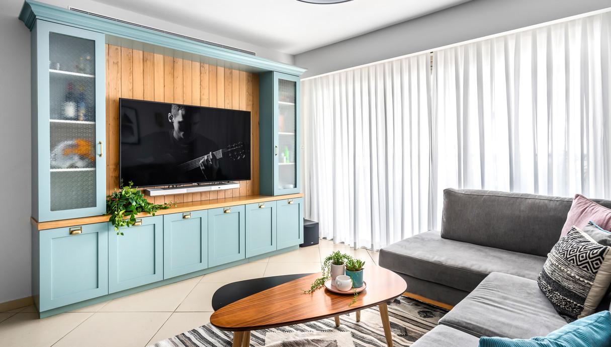 דירה במרכז, עיצוב נועה גולדמן - 43
