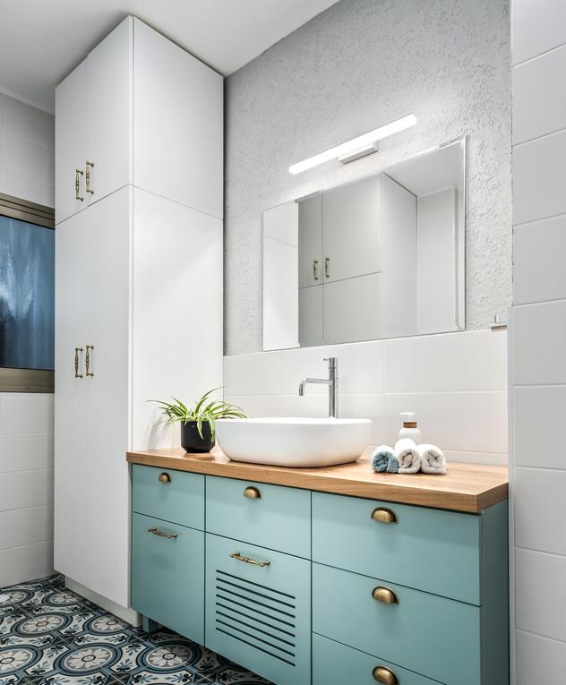 דירה במרכז, ג, עיצוב נועה גולדמן - 17