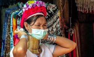 קורונה - תאילנד (צילום: MLADEN ANTONOV, AFP)
