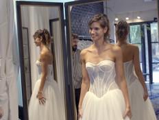 4 ימים לחופה: מה ילבשו הדר ודניס בחתונה? (צילום: מתוך