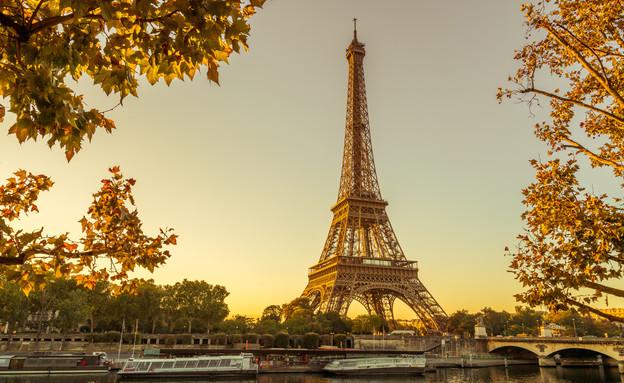 פריז (צילום: צילום מסך מתוך ווטסאפ)
