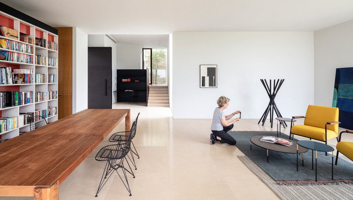 בית במושב, עיצוב ורד בלטמן כהן - 13