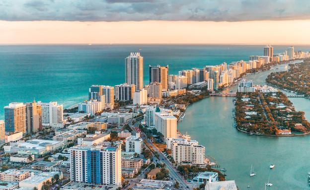 מיאמי (צילום: צילום מסך מתוך ווטסאפ)