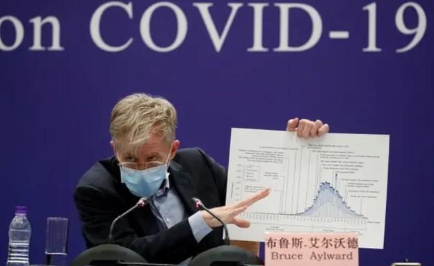 ארגון הבריאות הבינלאומי מדווח על מצב חירום בעקבות  (צילום: רויטרס)