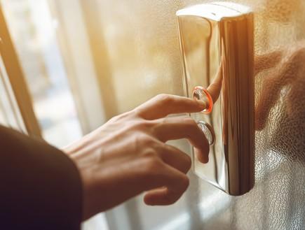 מעלית אילוסטרציה (צילום: Shutterstock)