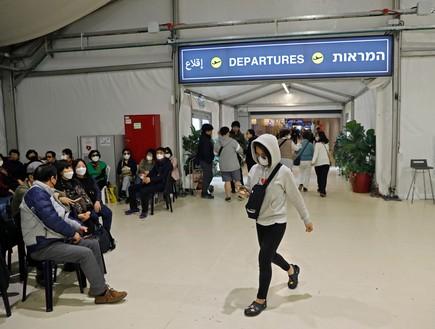 משרד הבריאות: מבודדים תיירים מדרום קוריאה בבתי מלון בארץ