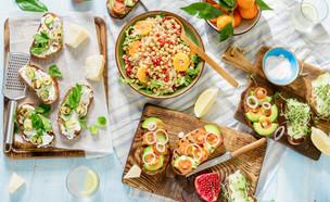 ארוחה בריאה (צילום: KucherAV / shutterstock)