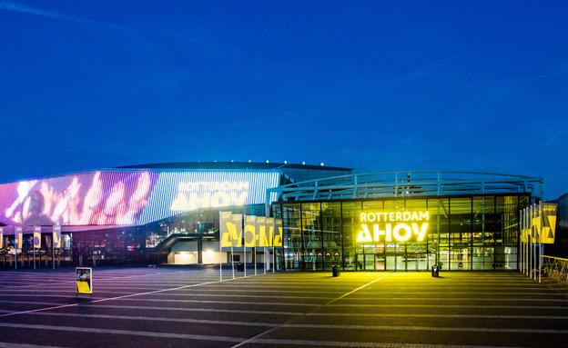 האולם שיארח את אירוויזיון 2020 ברוטרדם, הולנד