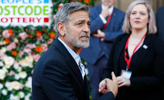 ג'ורג' קלוני (צילום: Duncan McGlynn/Getty Images)