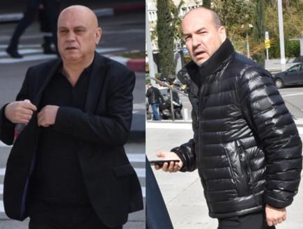 אייל ברקוביץ' ועיסאווי פריג' נפגשו בבית המשפט