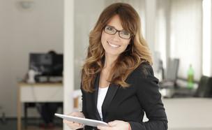 מנהלת, לימודי ניהול (צילום:  Kinga, shutterstock)