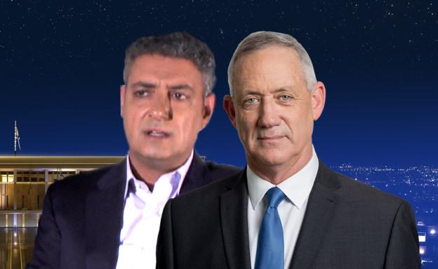 היועץ ישראל בכר נגד גנץ