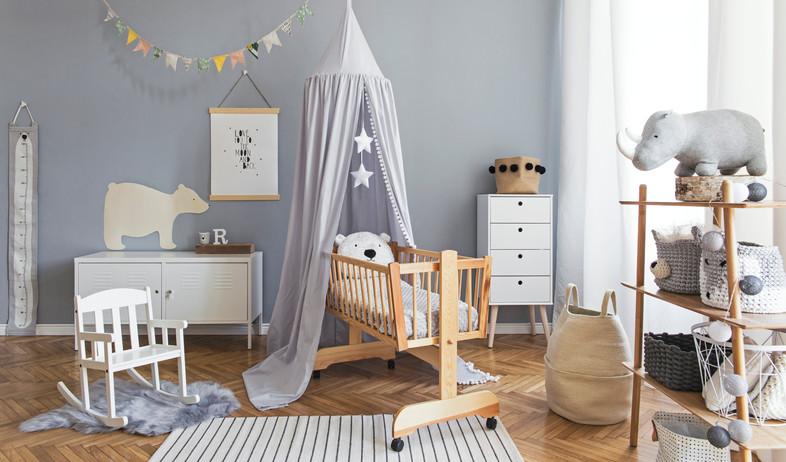 חדר ילדים (צילום: Followtheflow, Shutterstock)