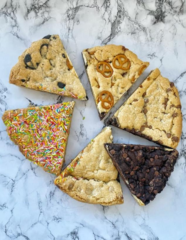 עוגיית ענק ב-6 טעמים