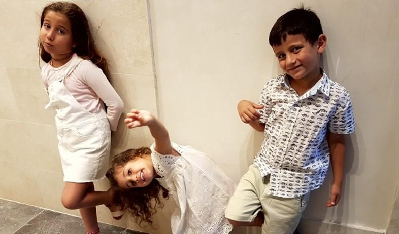 אלה ואוהד אלמליח (צילום: לילי שרצקי אלמליח)