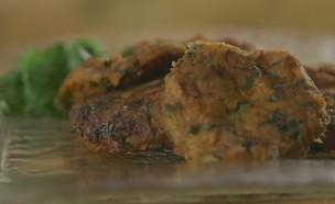 קציצות ירק טוניסאיות (צילום: אמהות מבשלות ביחד, ערוץ 24 החדש)