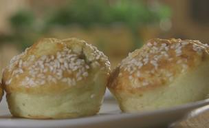 מאפינס גבינות (צילום: ערוץ 24 החדש)
