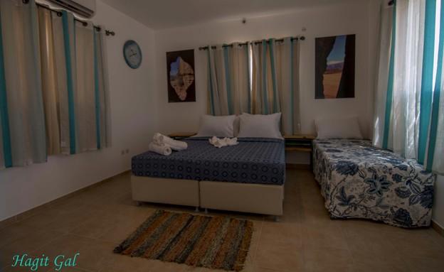 חדרי אירוח (צילום: חגית גל)