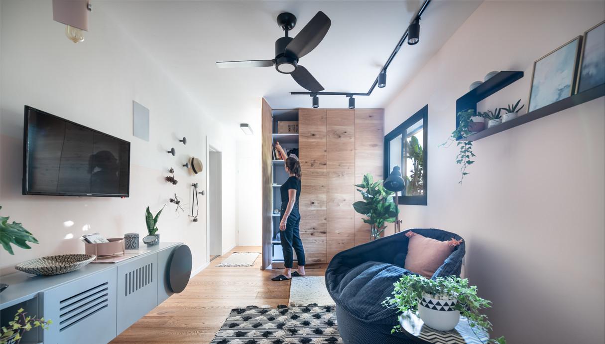 בית בחיפה, עיצוב אורלי גונן - 4