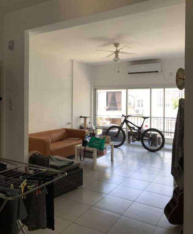 דירה בתל אביב, ג, עיצוב אורנית וסרמן, לפני שיפוץ - 21