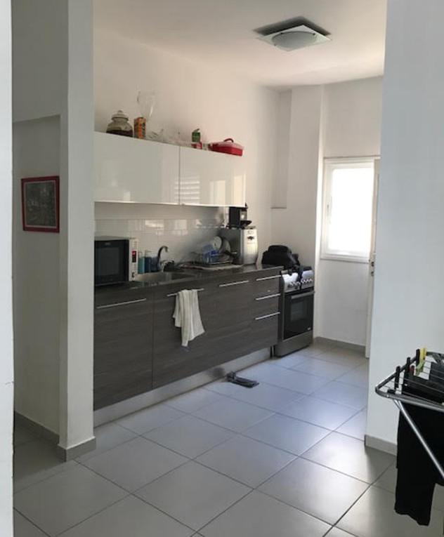 דירה בתל אביב, ג, עיצוב אורנית וסרמן, לפני שיפוץ - 24