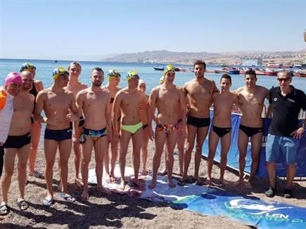 נבחרת ישראל במים פתוחים (איגוד השחייה בישראל)