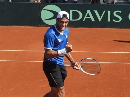 עשה את שלו, צוקרמן (לידור גולדברג, איגוד הטניס) (צילום: ספורט 5)