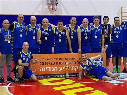 (תמונה באדיבות ארגון ספורט חירשים בישראל, עמוד הפייסבוק הרשמי) (צילום: ספורט 5)