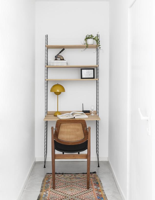 משרד ביתי 4, ג, עיצוב דלית גפן, אדריכלות נטלי טל (צילום: איתי בנית)