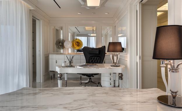 משרד ביתי 5, עיצוב גרשון צור ואלדד מיטלמן