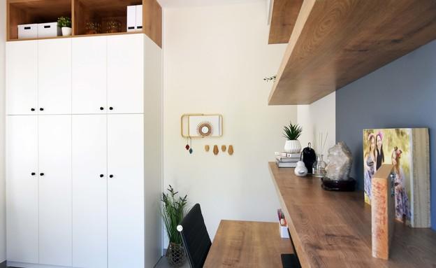 משרד ביתי 8, עיצוב שני עינתי studio-sheen (צילום: ניר עינתי)